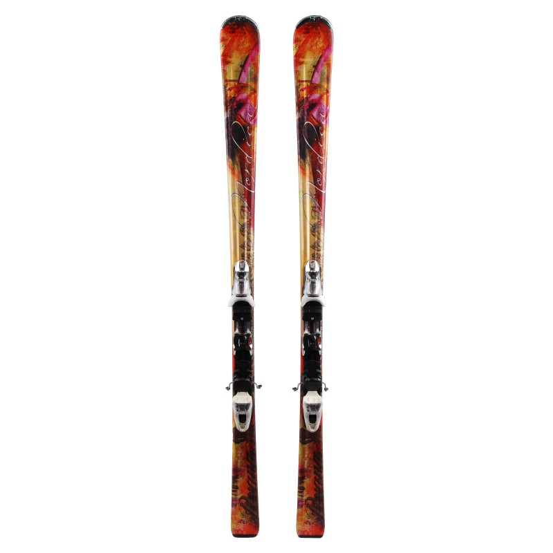 Ski occasion Nordica Axana Qualité A+ Fixations