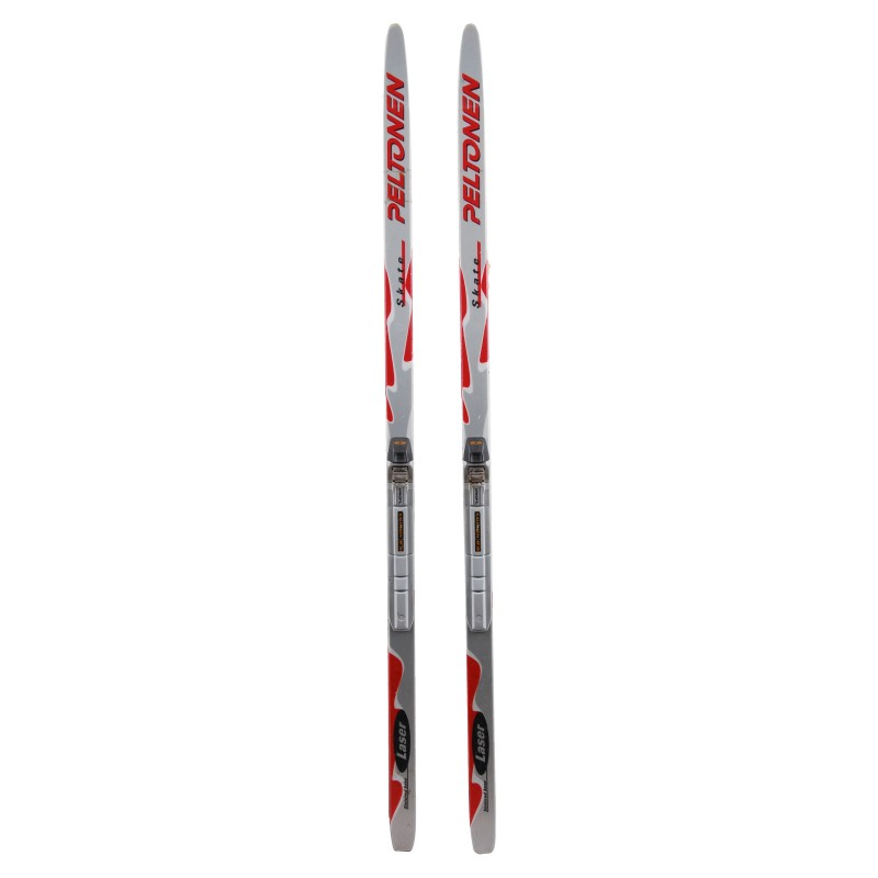 Peltonen Nanogrip Classic Langlaufski + SNS Profilbindung