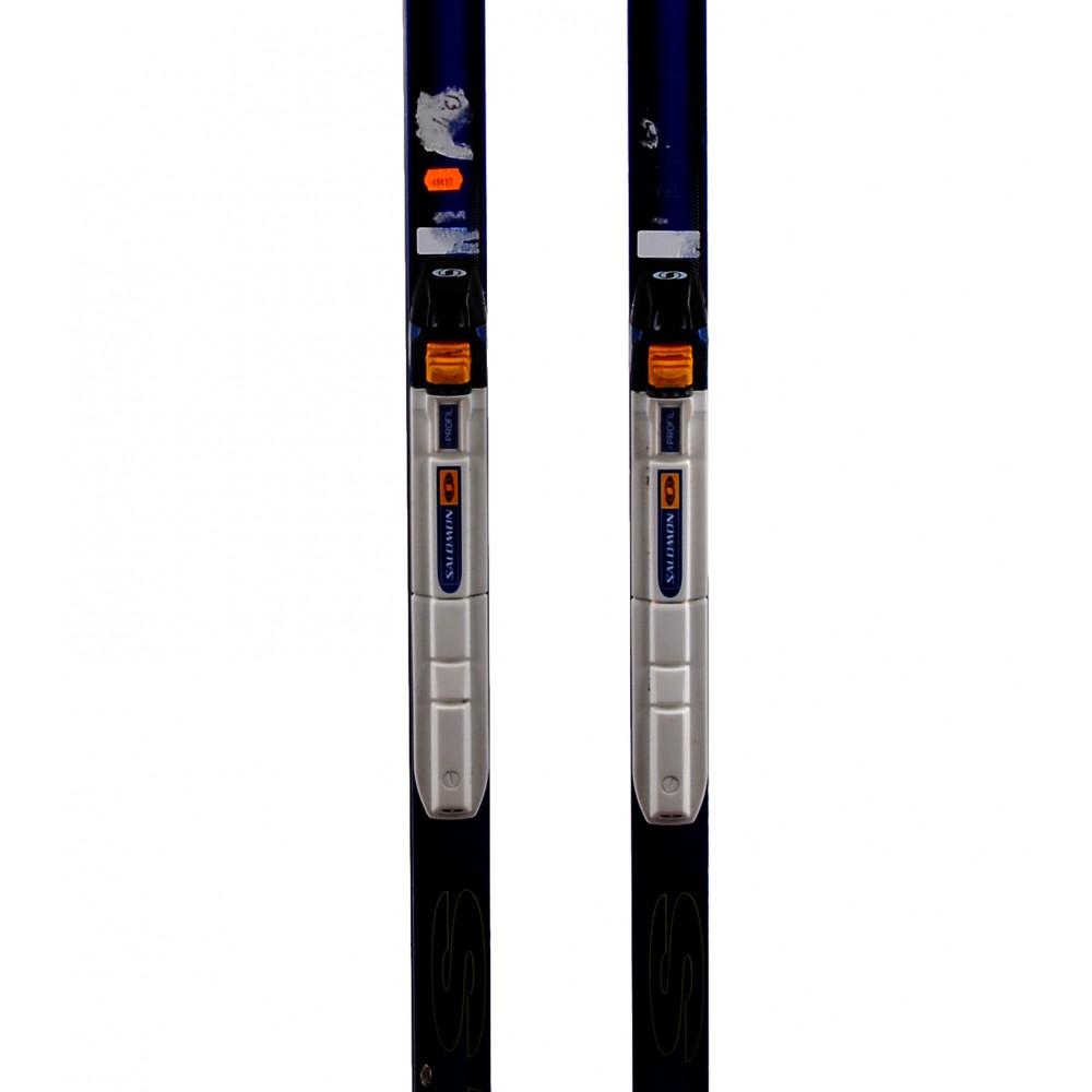 fixation norme SNS profil Ski de fond occasion Fischer Nordic Cruiser Crown