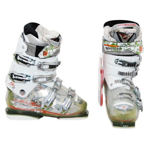 NORDICA Hot Rod Women's Alpine Ski Shoe 9.0 w