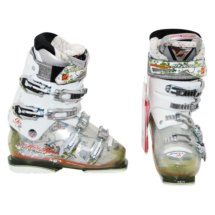NORDICA Hot Rod Zapato de esquí alpino para mujer 9.0 w