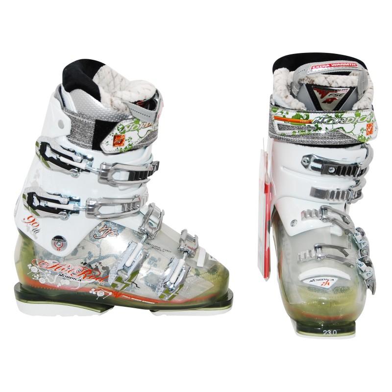 Chaussure Ski alpin Femme NORDICA Hot Rod 9.0 w