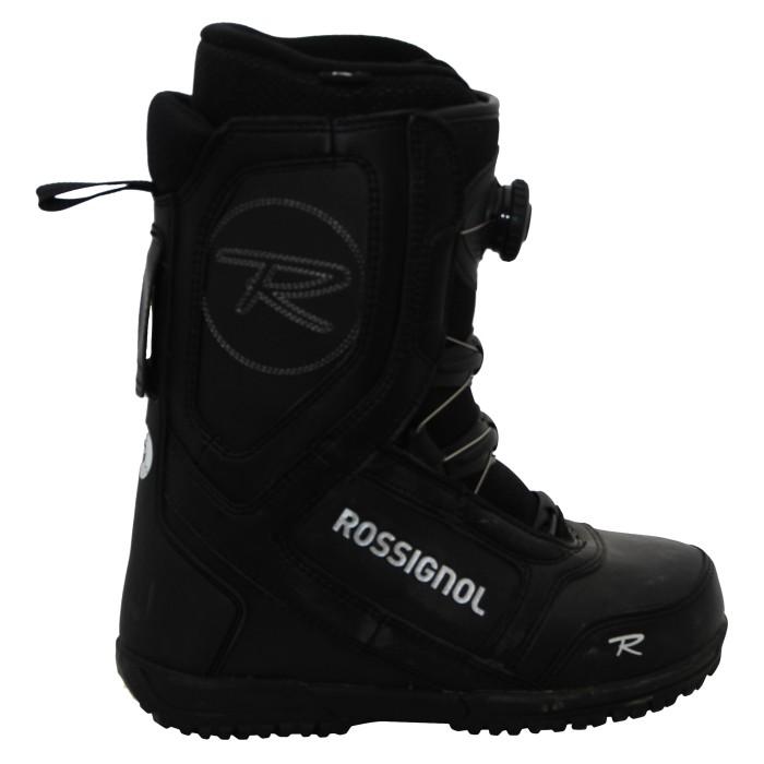 Boots snowboard occasion Rossignol RLC noir