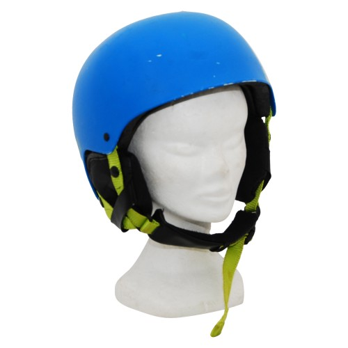 Casque ski occasion Salomon Jr Bleu