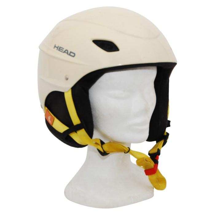 Casque ski occasion Head blanc réglable