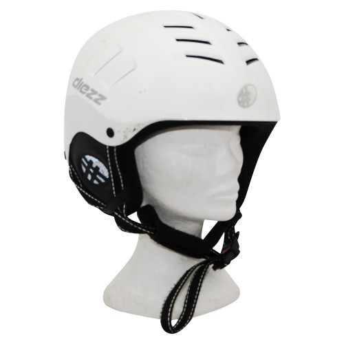 Casque ski occasion Diezz blanc