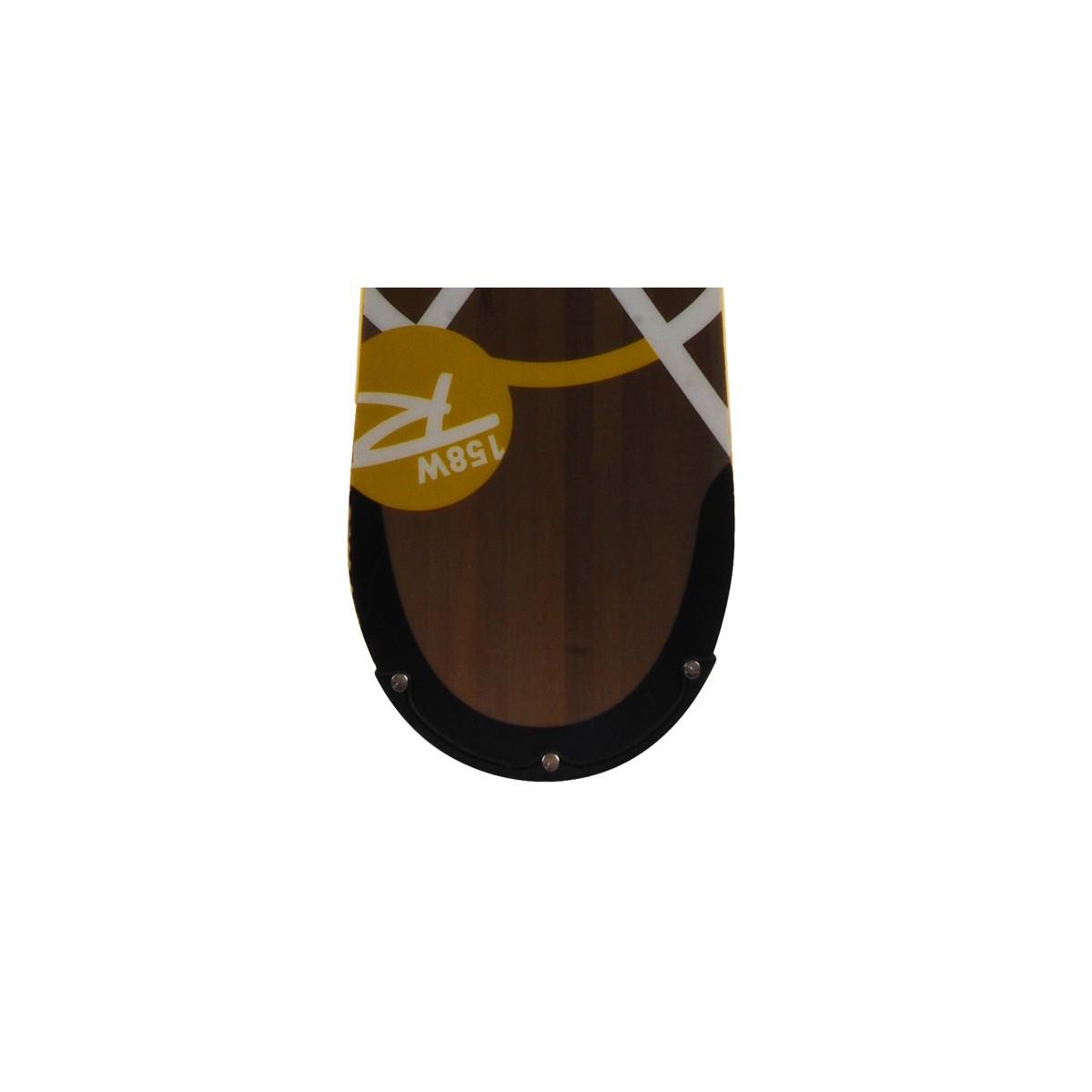 Snowboard-occasion-Rossignol-EXP-fixation-coque miniature 5