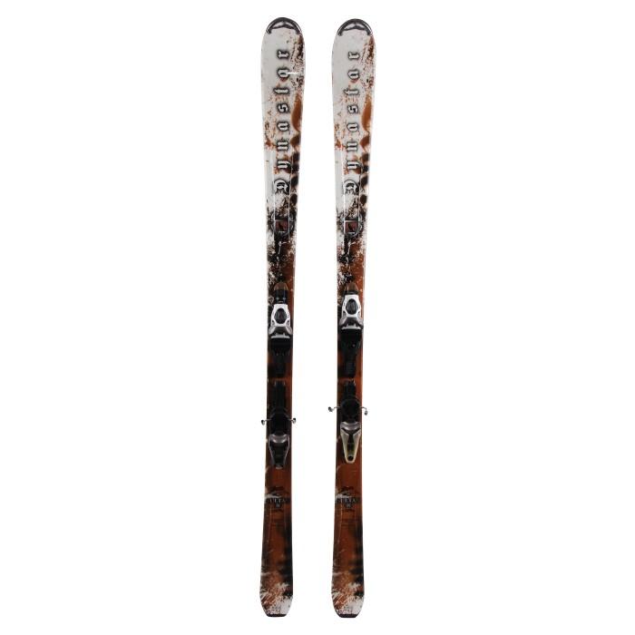 Ski occasion Dynastar Legend Sultan 80 - bindings