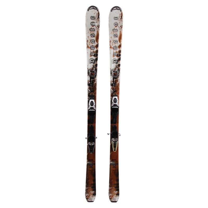 Ocasión de esquí Dynastar Legend Sultan 80 - fijaciones