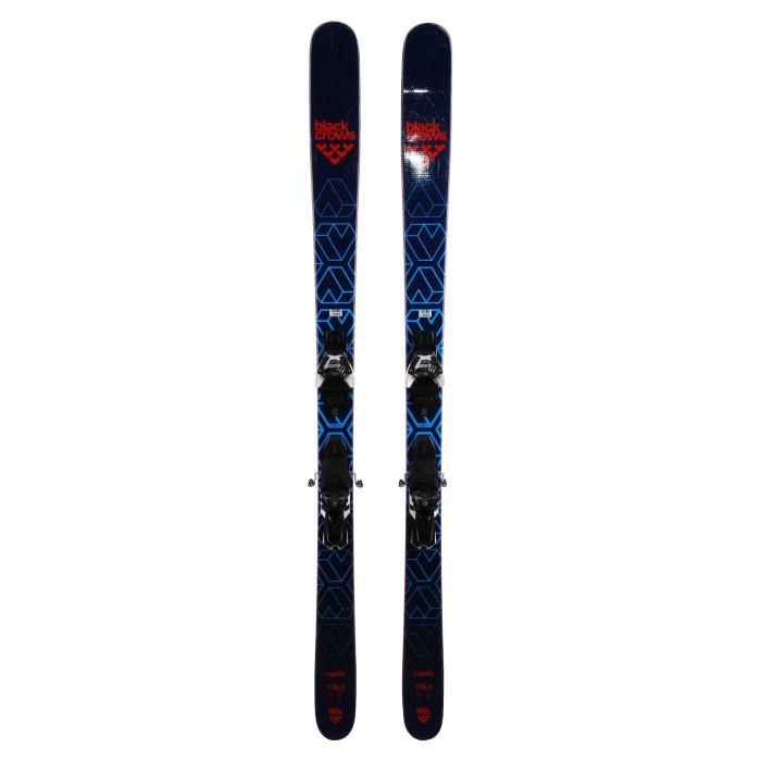 Ski occasion Black Crows Captis + fixations