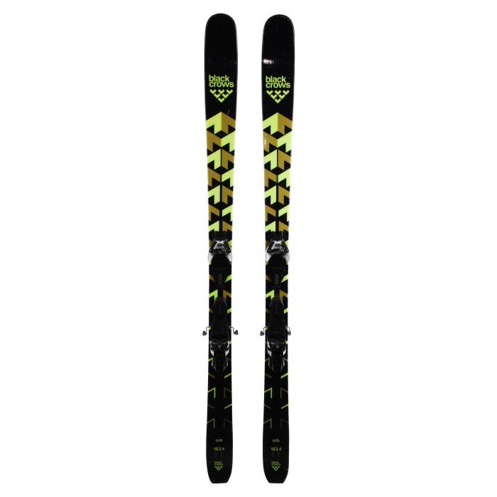 Ski occasion Black Crows ORB + fixations
