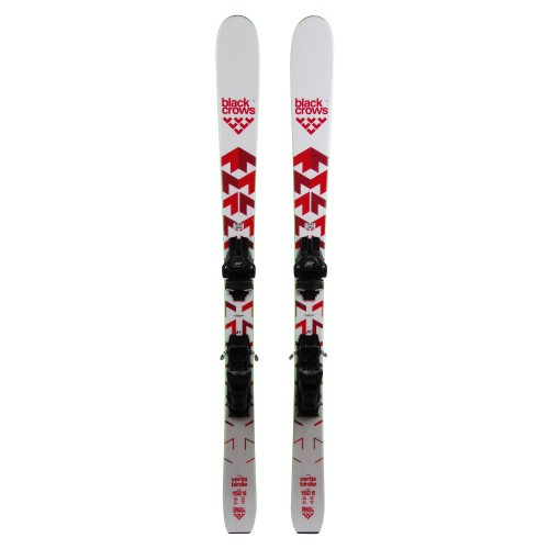 Ski Anlass Black Crows Vertis Birdie - Bindungen