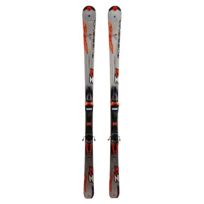 Ocasión de esquí Rossignol Zethys ZTS - fijaciones
