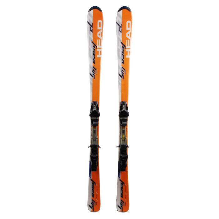 Ski occasion Head Big Easy + fixations