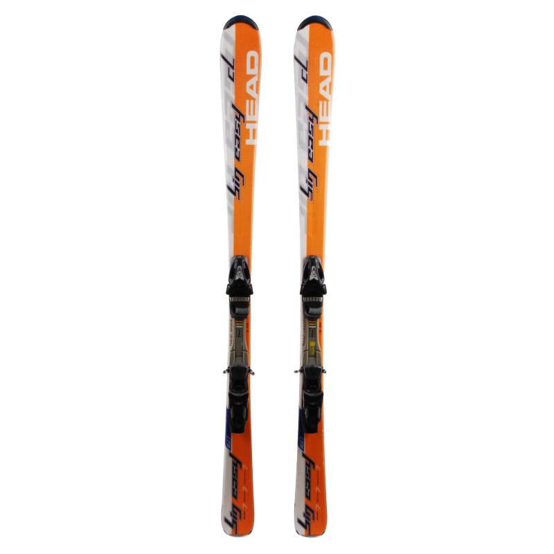 Ski occasion Head Big Easy Qualité A + fixations