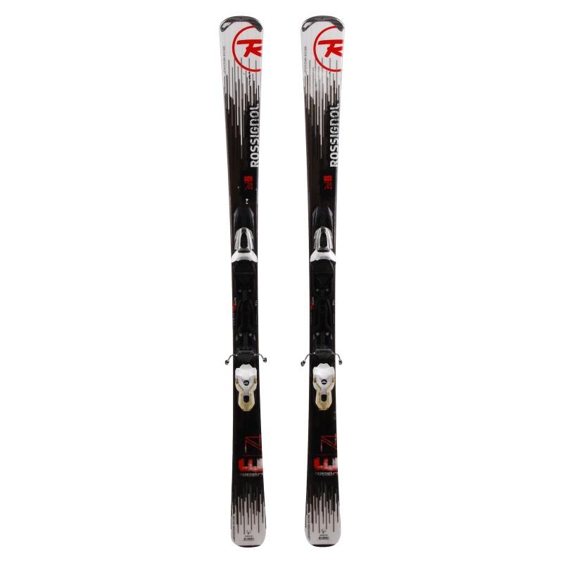 Ocasión de esquí Rossignol Experience 74 - fijaciones