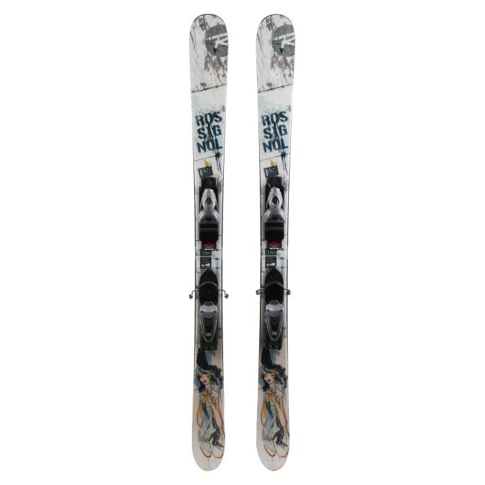 Rossignol S2 Park Pro utiliza esquís + fijaciones