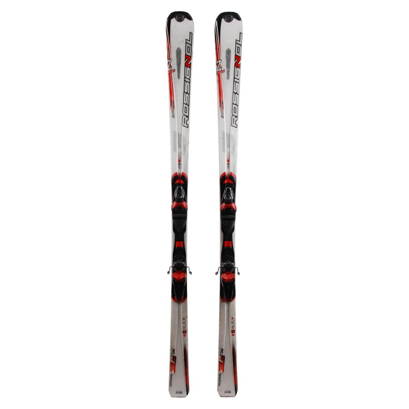 Rossignol Zenith 3.0 used ski + bindings