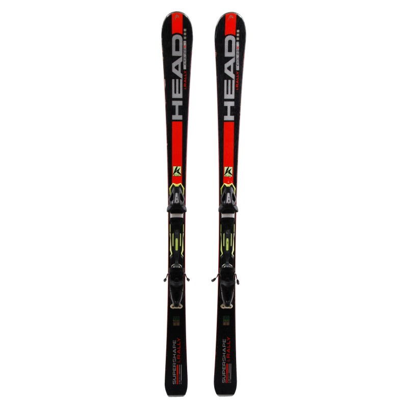 Ski opportunity Head i. Supershape Rally 2nd choice + bindings