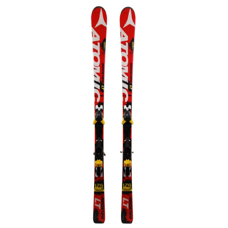 Ski occasion Atomic Redster LT qualité A+ fixations