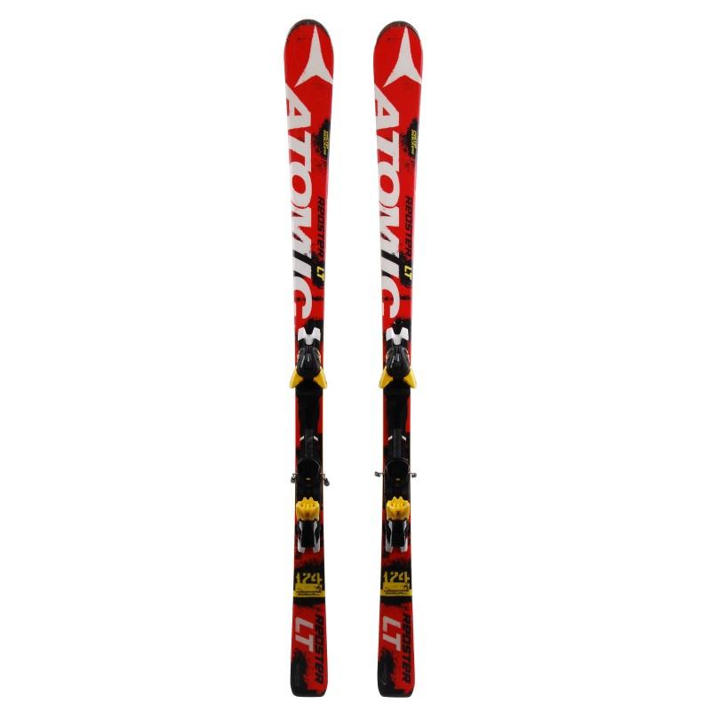 Used Ski Atomic Redster LT + bindings