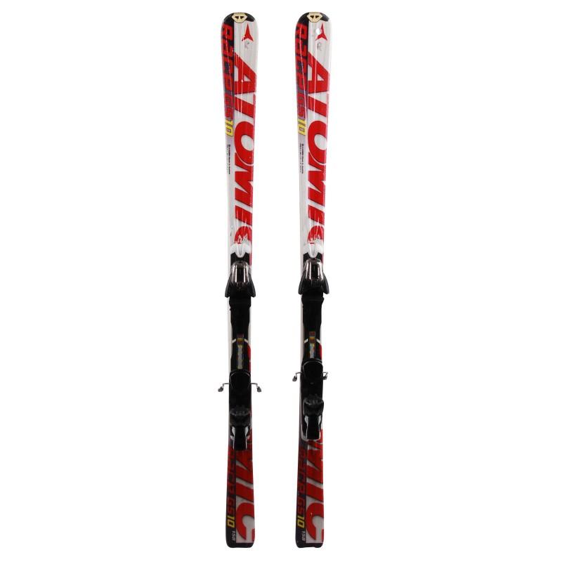 Ski verwendet Atomic Race Gs 10 klar + Bindungen