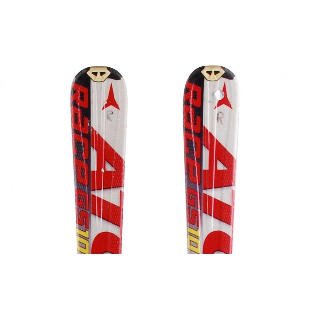 Ski-occasion-Atomic-Race-Gs-10-Fixations miniature 3