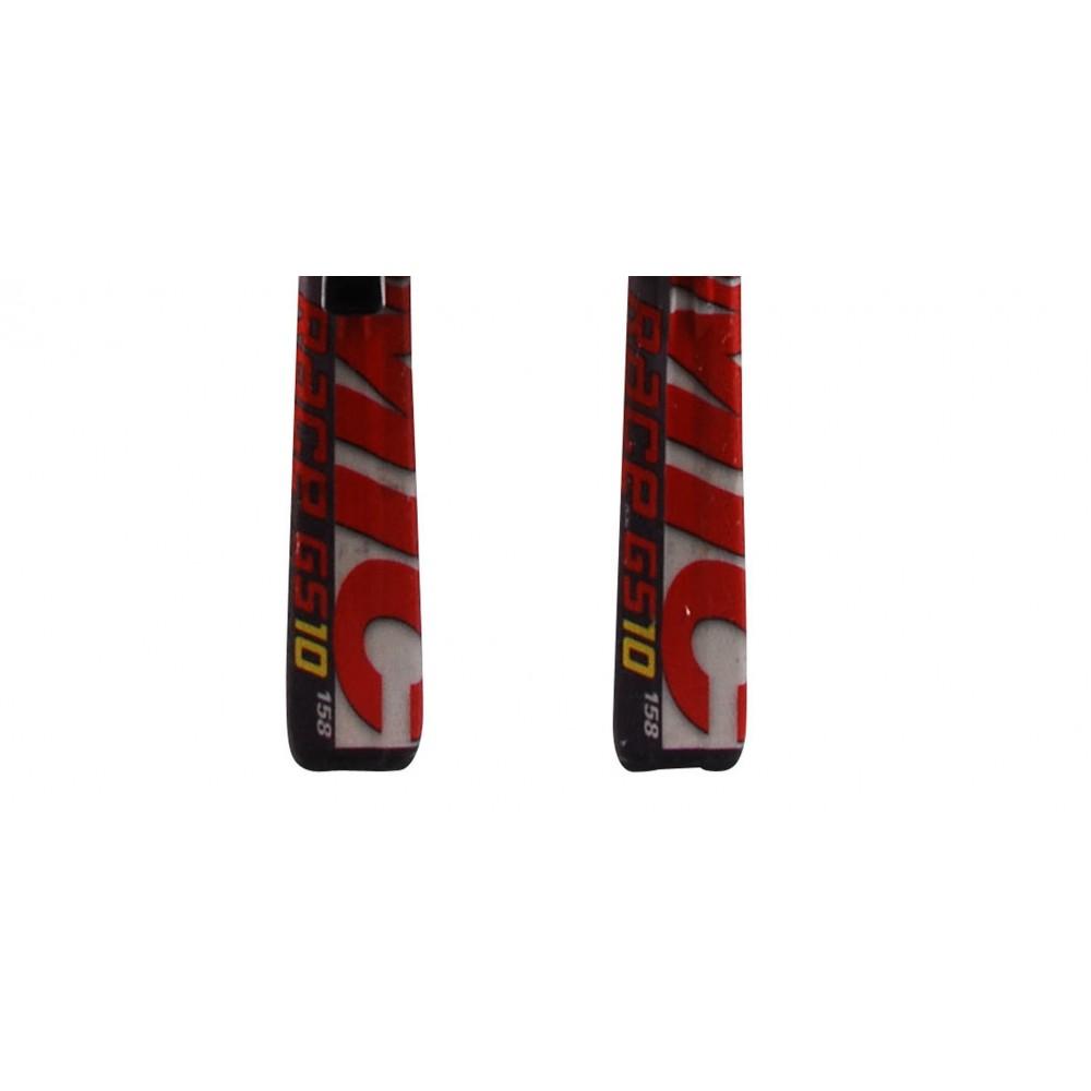 Ski-occasion-Atomic-Race-Gs-10-Fixations miniature 5