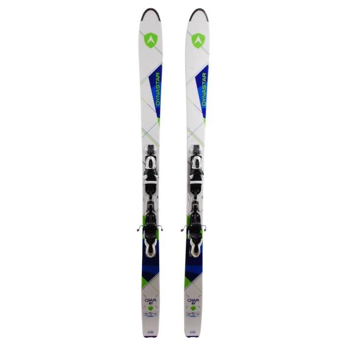 Ski occasion Dynastar Cham 87 2.0 + fixations