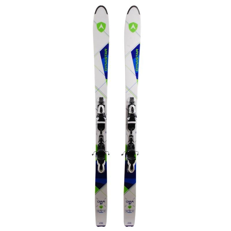 Ski Dynastar Cham 87 occasion - bindings
