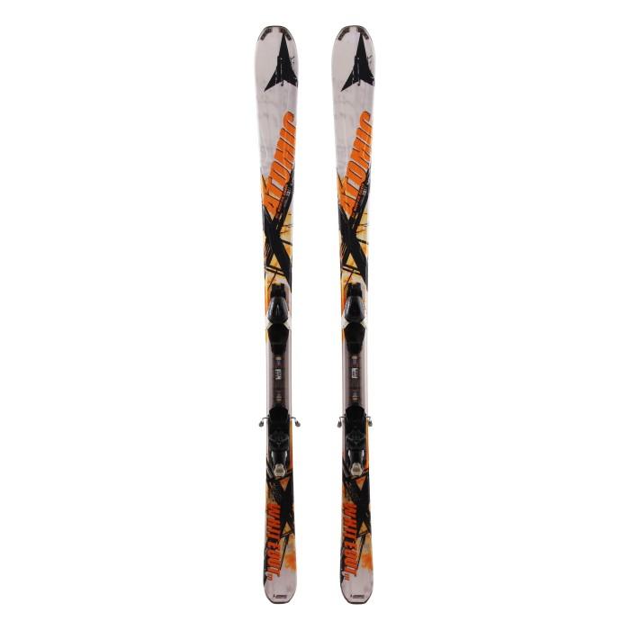 Ski Atomic Whiteout occasion + fixations