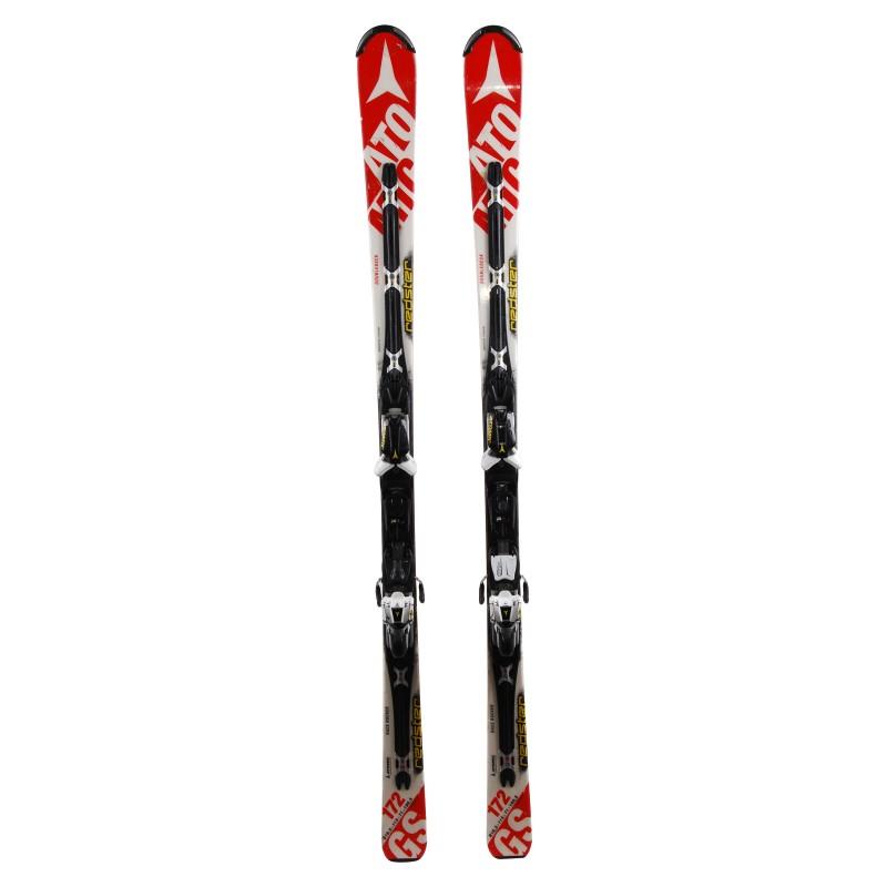 Gebrauchte Ski Atomic Redster Doubledeck 3.0 GS + Bindungen