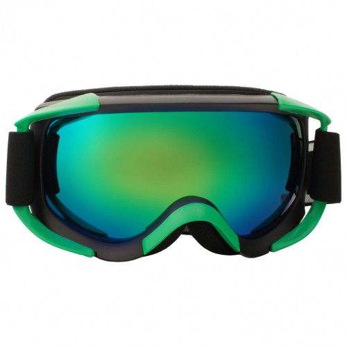 Masque ski Uvex Sioux black green