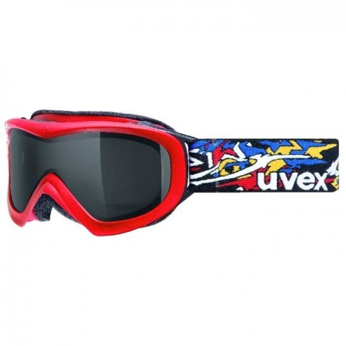 Masque ski Uvex Wizzard red