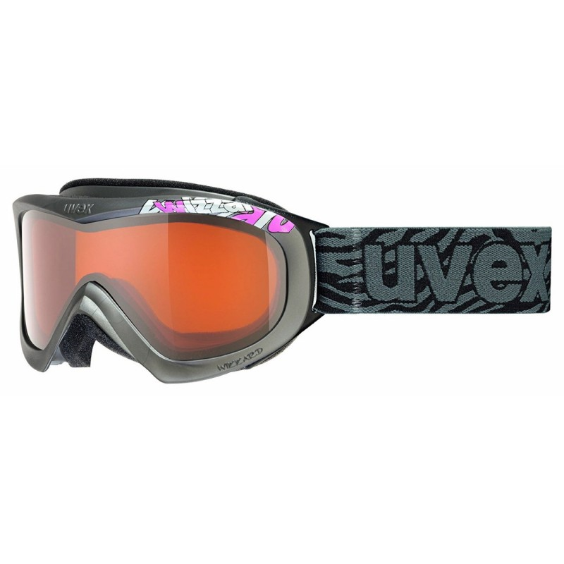 Masque ski Uvex Wizzard gris