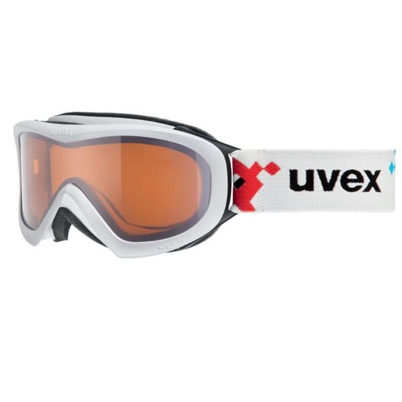 Masque ski Uvex Wizzard blanc