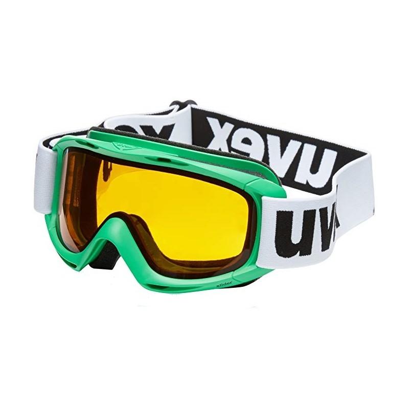 Masque ski Uvex Slider vert