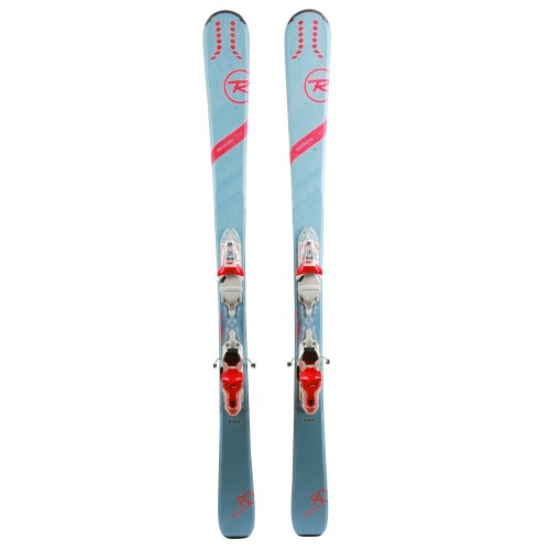 Ski occasion Rossignol Experience 80 CI W + fixations