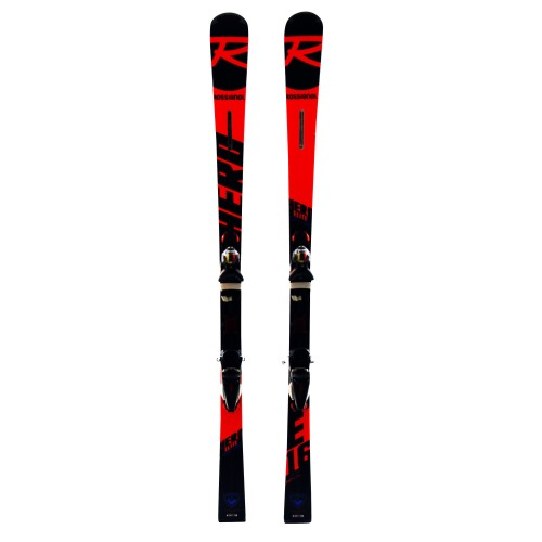 Ski Rossignol Hero Elite Long Turn TI occasion + fixations