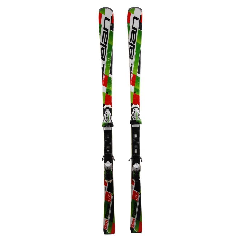 Ski Elan GSX Fusion occasion - bindings
