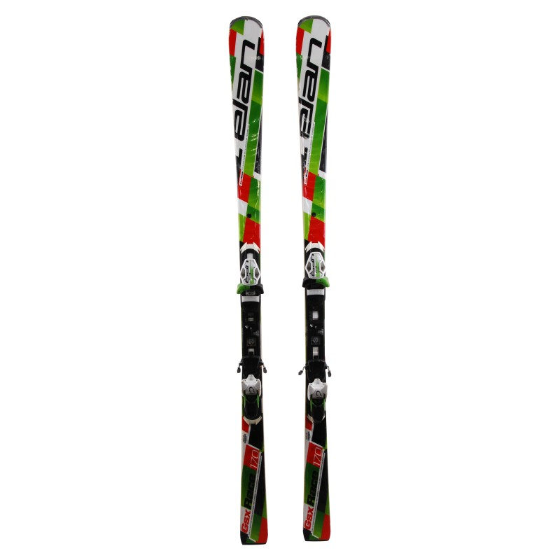 Ski occasion Elan GSX race + fixations Qualité B
