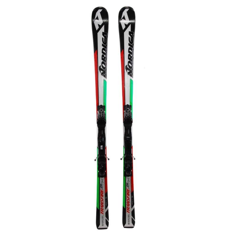 Ski occasion Nordica Transfire 78 CA - bindings