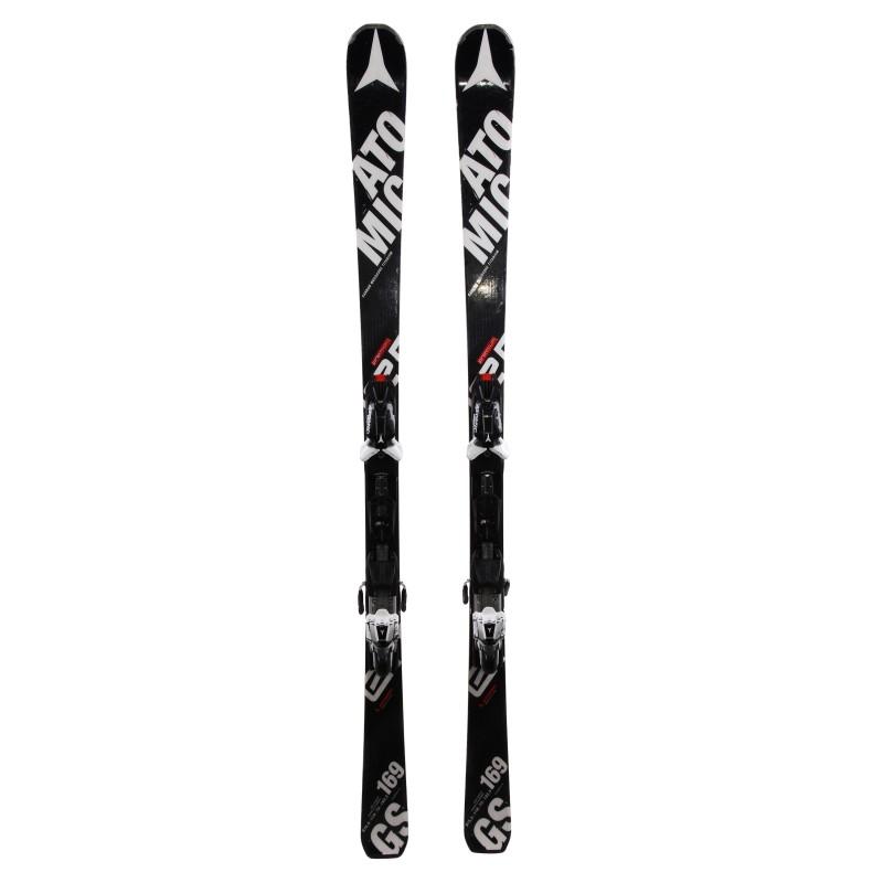 Ski occasion Atomic Premium GS + fixations Qualité A