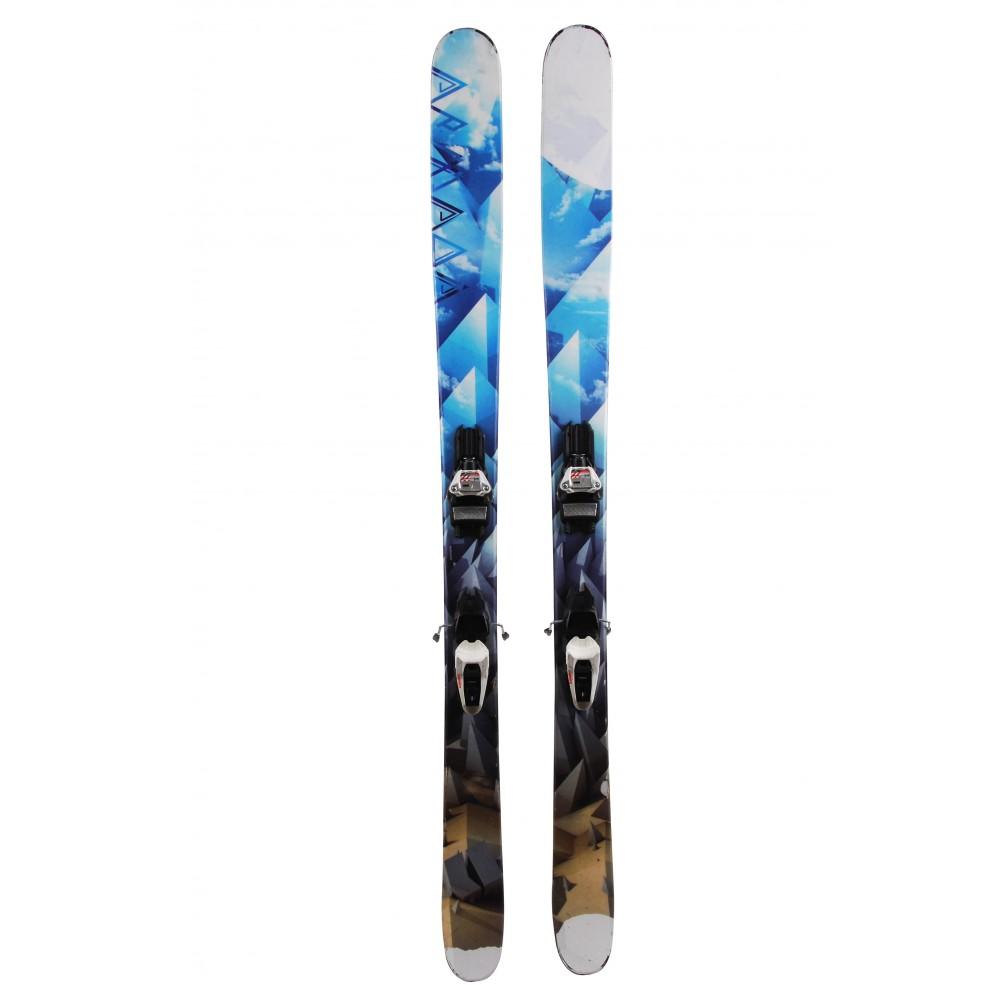 Ski-occasion-Armada-TST-fixations miniature 6