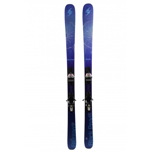 Ski occasion Blizzard Black Pearl 88 + fixations