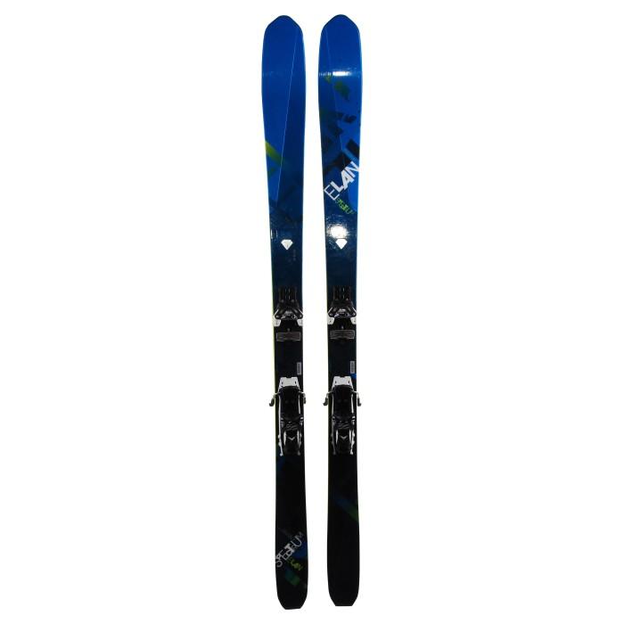 Ski occasion Elan Spectrum 95 + fixations