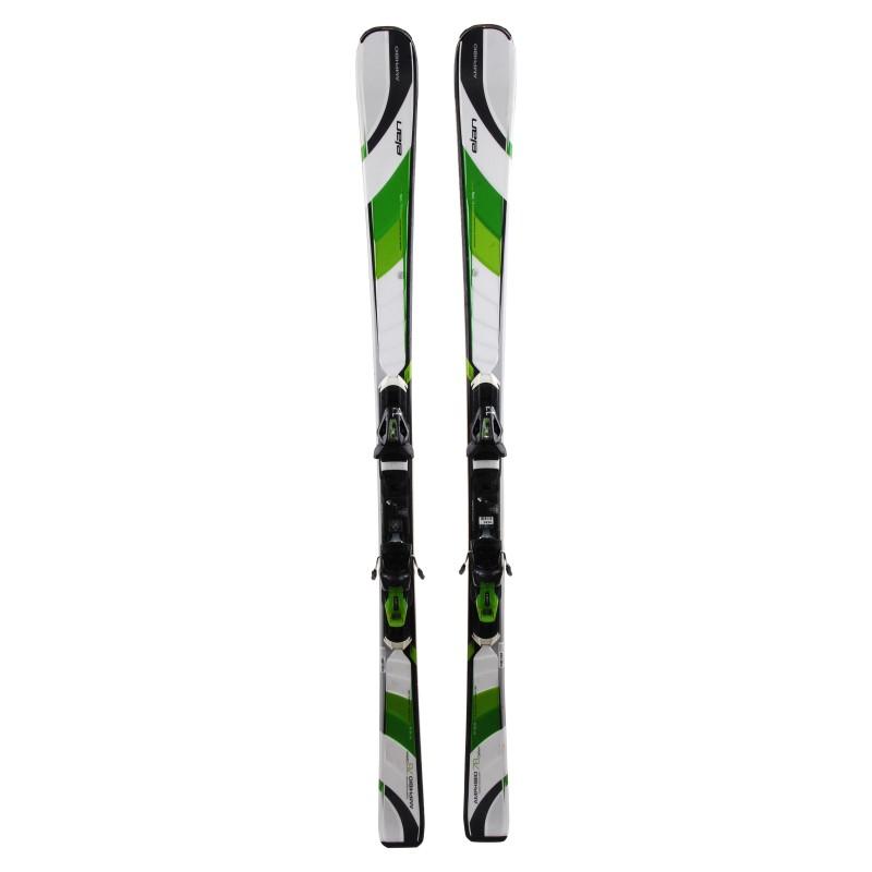 Ski occasion Elan Amphibio 78 carbon + Fixations