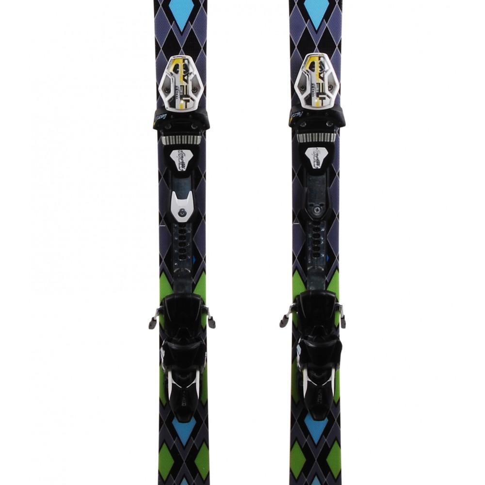Ski-occasion-Stockli-Y-77-fixations miniature 4