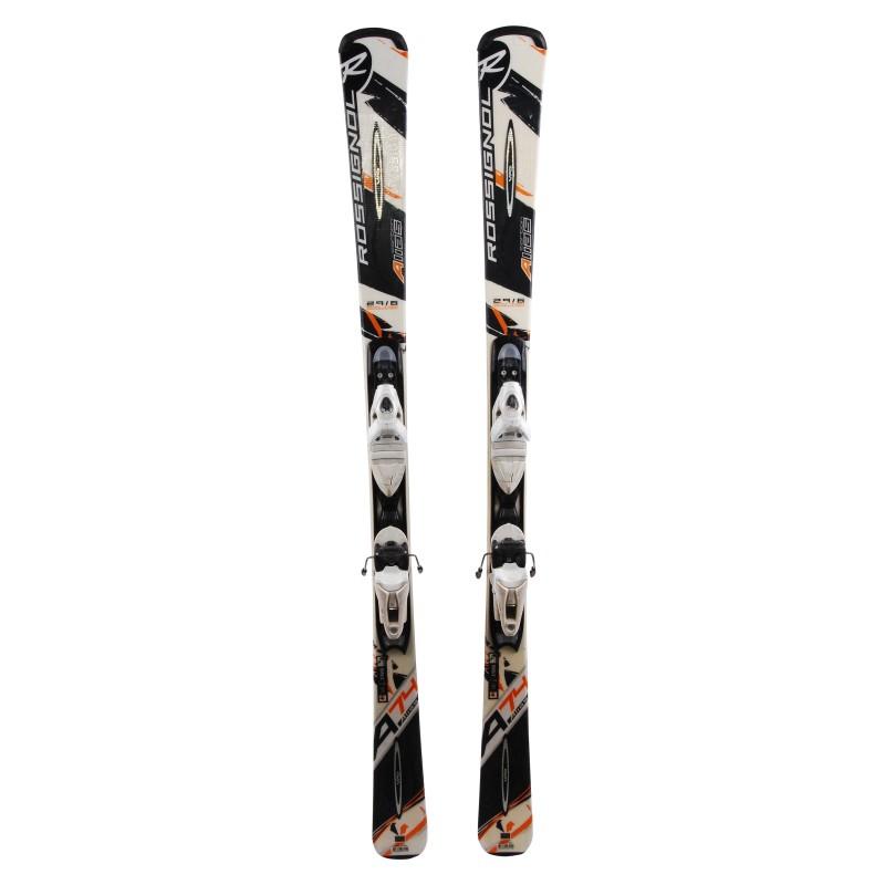 Ski occasion Rossignol Alias 74 carbon Qualité A+ fixations