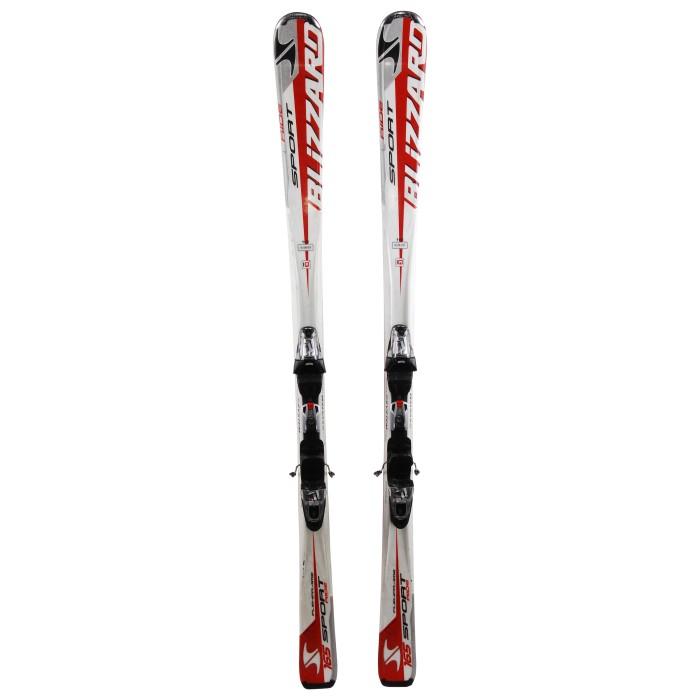 Ski Blizzard Sport Ride + Bindung